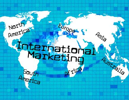 Free Stock Photo of Marketing International Means Across The Globe And World