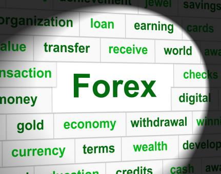 Free Stock Photo of Forex Currency Indicates Exchange Rate And Foreign