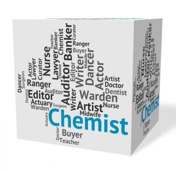 Free Stock Photo of Chemist Job Indicates Lab Technician And Career
