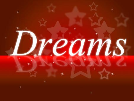 Free Stock Photo of Dream Dreams Represents Wish Goal And Daydreamer
