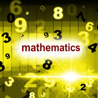 Free Stock Photo of Mathematics Counting Shows One Two Three And Maths