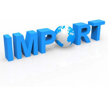 Free Stock Photo of Global Import Represents Buy Abroad And Globalise