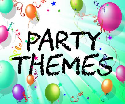 Free Stock Photo of Party Themes Indicates Subject Matter And Balloons