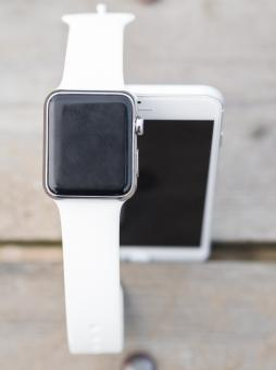 Free Stock Photo of Apple Watch