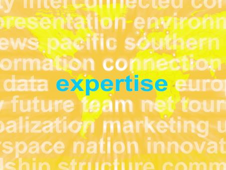 Free Stock Photo of Expertise Word Cloud Shows Skills Proficiency And Capabilities