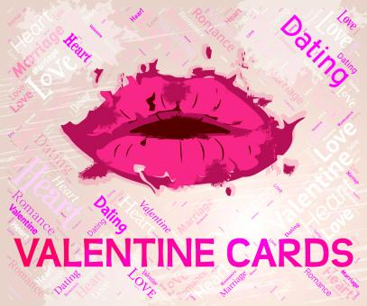 Free Stock Photo of Valentine Cards Means Valentines Day And Boyfriend