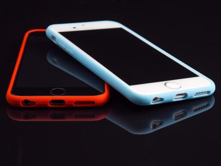 Free Stock Photo of Apple I Phone