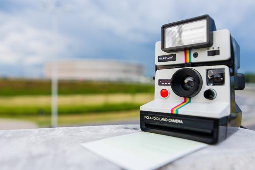 Free Stock Photo of Polatronic Camera