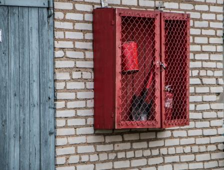 Free Stock Photo of Fire box
