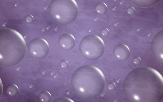 Free Stock Photo of Purple Bubble Background
