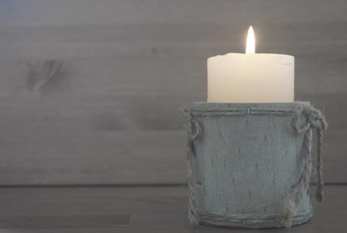 Free Stock Photo of Candle Closeup