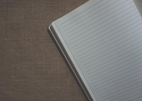 Free Stock Photo of Lined Paper