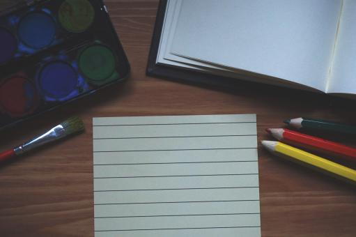 Free Stock Photo of Painting Material