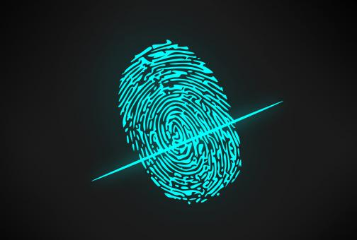 Free Stock Photo of  Biometric Authentication Software - Fingerprint