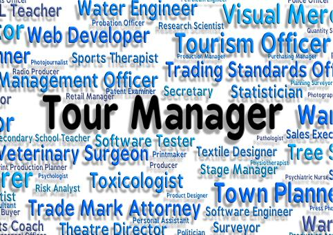 Free Stock Photo of Tour Manager Represents Vacation Management And Hiring