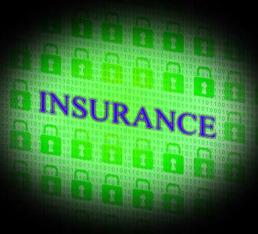 Free Stock Photo of Insurance Online Represents World Wide Web And Searching