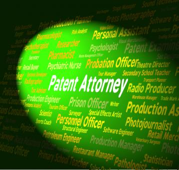 Free Stock Photo of Patent Attorney Shows Legal Adviser And Copyright