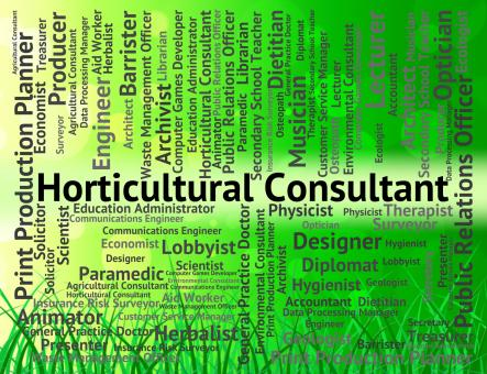 Free Stock Photo of Horticultural Consultant Represents Career Hire And Employment