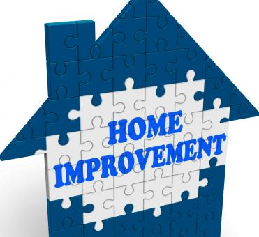 Free Stock Photo of Home Improvement House Means Renovate Or Restore