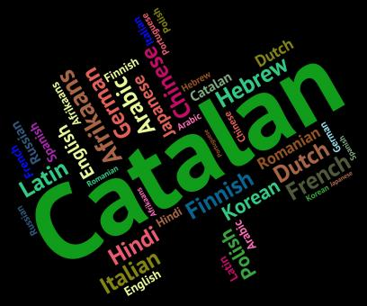 Free Stock Photo of Catalan Language Indicates Lingo Vocabulary And Foreign