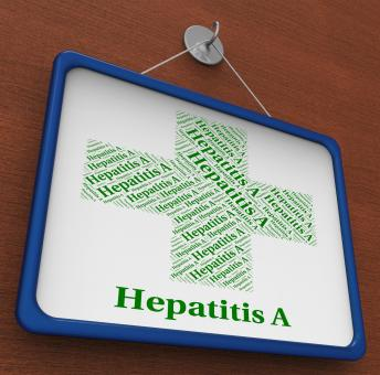 Free Stock Photo of Hepatitis A Shows Ill Health And Affliction