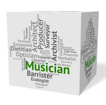 Free Stock Photo of Musician Job Indicates Sound Track And Audio