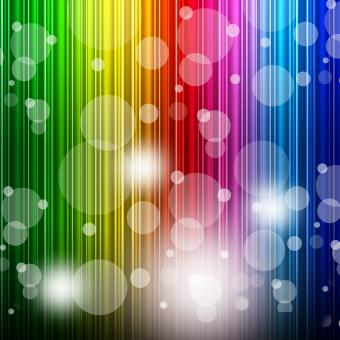 Free Stock Photo of Color Bokeh Shows Colors Multicoloured And Backgrounds