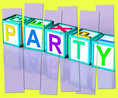 Free Stock Photo of Party Word Mean Function Celebrating Or Drinks