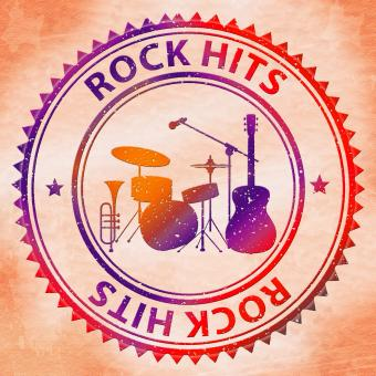 Free Stock Photo of Rock Hits Indicates Sound Track And Audio
