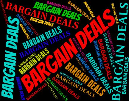 Free Stock Photo of Bargain Deals Indicates Words Contract And Transactions