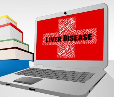 Free Stock Photo of Liver Disease Indicates Poor Health And Ailment