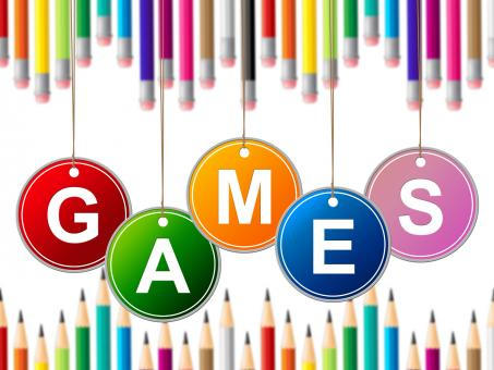 Free Stock Photo of Games Play Indicates Leisure Gaming And Entertainment