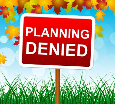 Free Stock Photo of Planning Denied Means Missions Aim And Objective