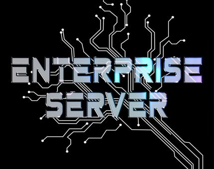 Free Stock Photo of Enterprise Server Means Online Network And Businesses