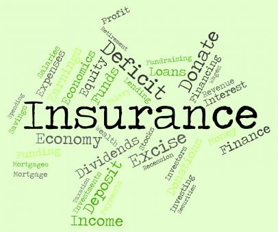 Free Stock Photo of Insurance Word Indicates Covered Coverage And Contract