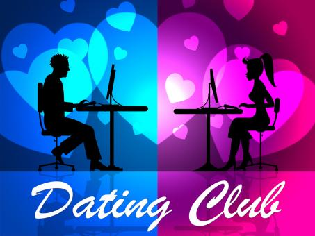 Free Stock Photo of Dating Club Means Clubs Network And Online