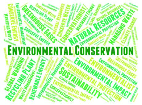 Free Stock Photo of Environmental Conservation Indicates Earth Day And Conserve