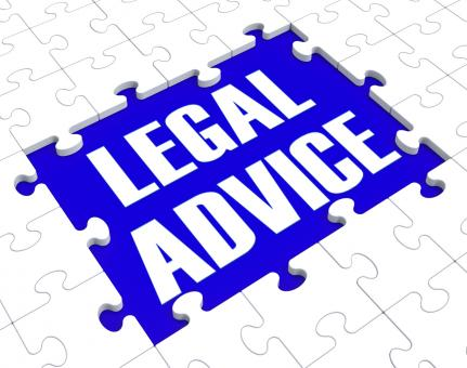 Free Stock Photo of Legal Advice Puzzle Showing Attorney Counseling