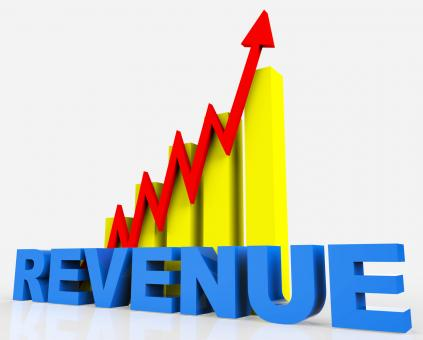 Free Stock Photo of Increase Revenue Represents Business Graph And Advancing