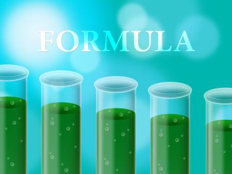 Free Stock Photo of Formula Experiment Represents Formulas Studies And Test