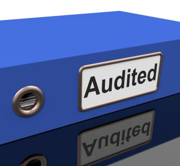 Free Stock Photo of Audited File Shows Business Scrutiny And Inspect