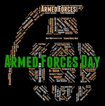 Free Stock Photo of Armed Forces Day Represents Fighting Machine And Armament