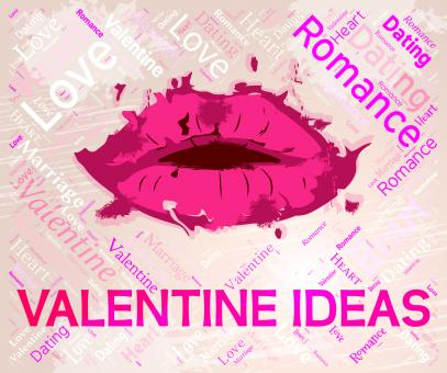 Free Stock Photo of Valentine Ideas Indicates Valentines Day And Boyfriend