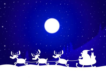 Free Stock Photo of Xmas Reindeer Indicates Father Christmas And Celebration