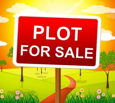 Free Stock Photo of Plot For Sale Indicates Real Estate Agent And Acres