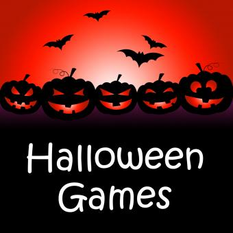 Free Stock Photo of Halloween Games Shows Trick Or Treat And Celebration