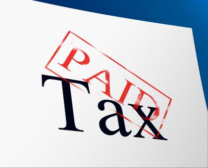 Free Stock Photo of Paid Taxes Represents Confirmation Duties And Excise