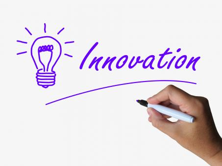 Free Stock Photo of Innovation and Lightbulb Show Ideas Creativity and Imagination