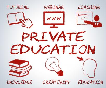 Free Stock Photo of Private Education Represents Non State And Learning
