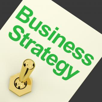 Free Stock Photo of Business Strategy Switch Showing Vision And Motivation